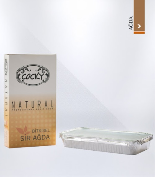 COOKY  KALIP AĞDA  NATUREL SARI